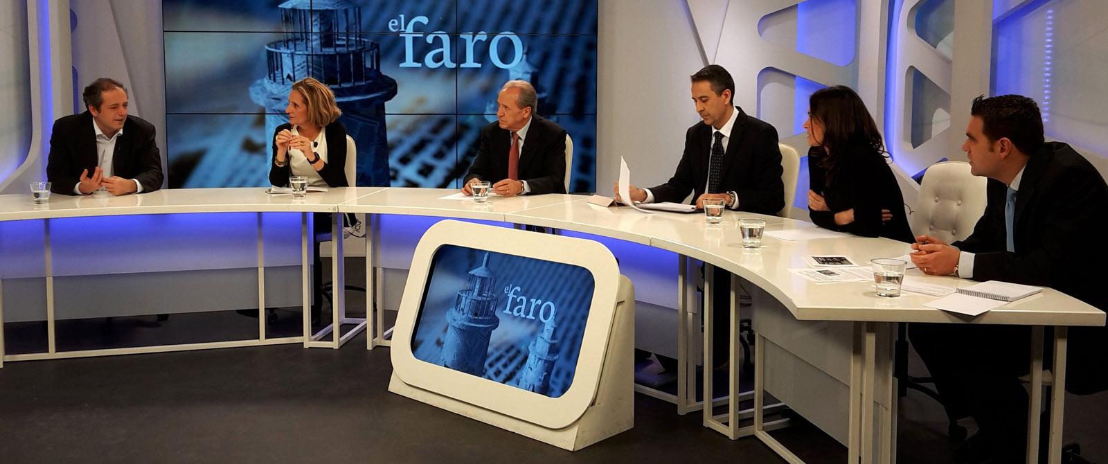 Escenarios Platós TV